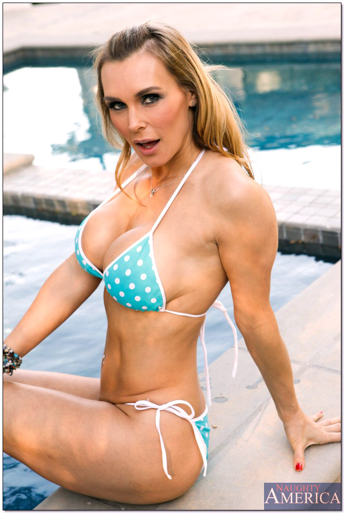 Tanya Tate Seductive Cougar Takes Horny Stud into her Lair